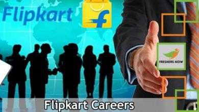 Photo of B.com,BBA,BBM,MBA, M.com Required in Flipkart For Senior Executive 2019