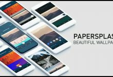 Photo of A clean wallpaper app with beautiful wallpapers from Unsplash with no nonsense