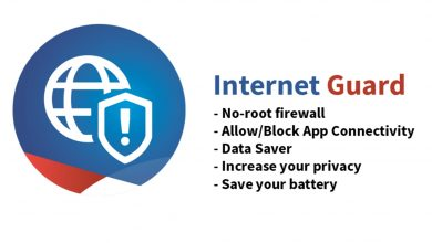 Photo of Internet Guard Firewall that provides simple ways to data saver