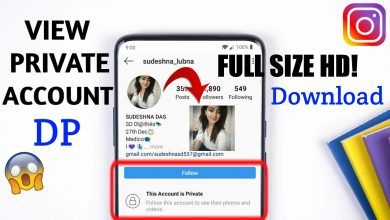 Photo of How to View & Download Instagram Profile Picture of ANY Account in FULL SIZE