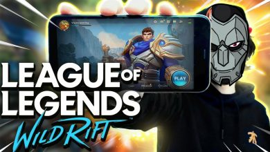 Photo of LEAGUE OF LEGENDS WILD RIFT GAMEPLAY New Mobile League EXCLUSIVE ACTION FOOTAGE! PUBG NO MORE