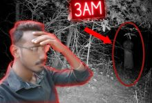 Photo of Seeing a Ghost in JUNGLE! DO NOT USE THIS GHOST TRACKER APP AT 3AM! Detect Harmful Negative Energies