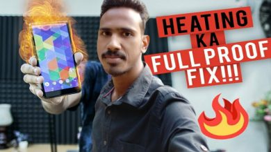 Photo of How to Fix Android Phone Heating Problem Permanently ! Run Pubg Mobile Smoothly on Phone No Heating