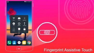 Photo of Fingerprint Assistive Touch is best easy shortcut application