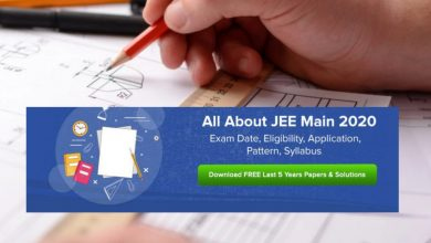 Photo of JEE Main Question Papers with Solutions – Free PDF Download (2015-2019)