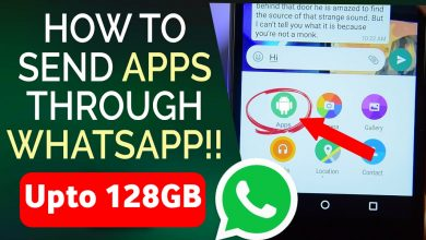 Photo of Send Apps And Games on WhatsApp