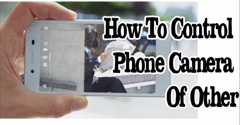 How To control Any Mobile Front Camera📸 And Back Camera New Trick || Access Them With Your Phone