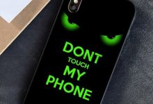 Photo of Best android application Dont touch my phone 2020