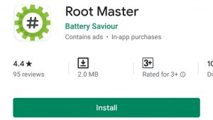 Root Master is a professional tool to boost and improve battery life, speed and overall stability of your phone.