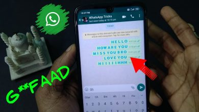 Photo of How To Type in Blue Colour in WhatsApp 2020 Latest WhatsApp Hidden Features
