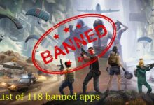 Photo of BREAKING: PUBG Mobile, Baidu among 118 Chinese apps banned in India