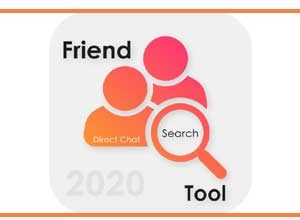 Photo of Friend Search Tool Apk | Chat With Your Friends Without Saving Number |