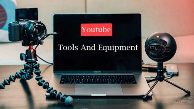 Photo of Ultimate Guide To The Tools And Equipment Youtubers Use 2020