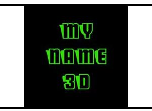Photo of 3D Name Wallpaper Apk   Create A Stylish 3D Wallpaper With Your Name  