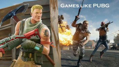 Photo of Best Games Like PUBG Mobile Not Available On The Play Store