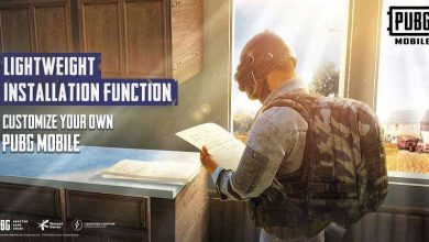 Photo of PUBG Mobile's Lightweight Installation Feature Reduces Latency, File Size And Eliminates Unnecessary Resources.