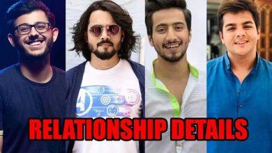 Photo of CarryMinati, Bhuvan Bam, Faisu, Ashish Chanchlani: Info About Real Life Relationships