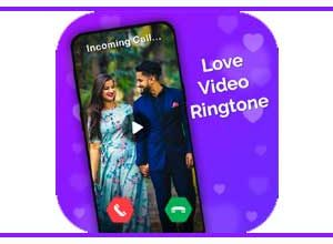 Photo of Romantic Video Ringtone Apk | Love Video Ringtone for Incoming Call |