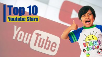 Photo of Forbes 10 Highest Paying Youtube Stars | 9-year-old Ryan Kaji Tops The List With $29.5 Million In Earnings