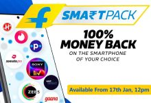 Photo of How To Purchase A Smartphone For Free With Flipkart Smartpack Subscription Service