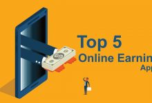 Photo of Top 5 Online Earning Apps For Android 2021
