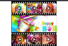 Photo of Happy Holi Wishes Videos For Your Loving Ones From Photos And Music