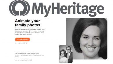 Photo of Myheritage 'deep Nostalgia' Program Animates Old Photos Of Your Family