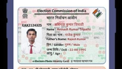 Photo of How To Get Voter Id & Booth Slip