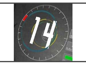 Photo of Ring Clock Apk | 3d Animated Wallpaper Of A Watch, Calendar & Battery Indicator |