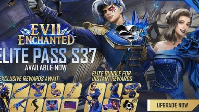 Photo of Follow Step By Step:- Get Free Elite Pass Season 37 Of Free Fire Game