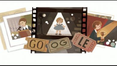 Photo of Google Doodle Get Glory Hollywood Icon Shirley Temple