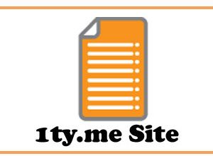 Photo of 1ty me Site | One Time Self Destructing Links For Sharing Sensitive Information |