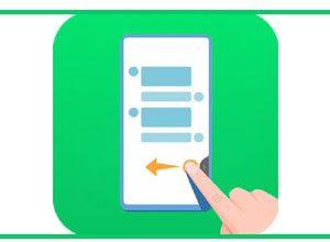 Photo of Edge Swipe Gesture Apk | Full Screen Navigation Gestures Application |