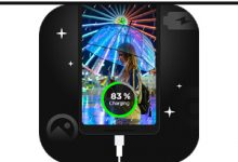 Photo of Battery Charging Photo Apk | Show Battery Level With A Wave On Photo |
